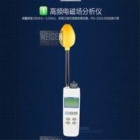 0-9 9999 mw/m2  0-99 999 watt/m2  0-199 99 v/m2  3 achsen RF Elektromagnetische Bereich Meter EMF-819