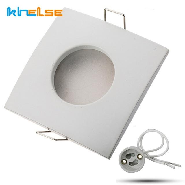 Ip65 Waterproof Ceiling Frame Lights Recessed Lighting Kits Bathroom