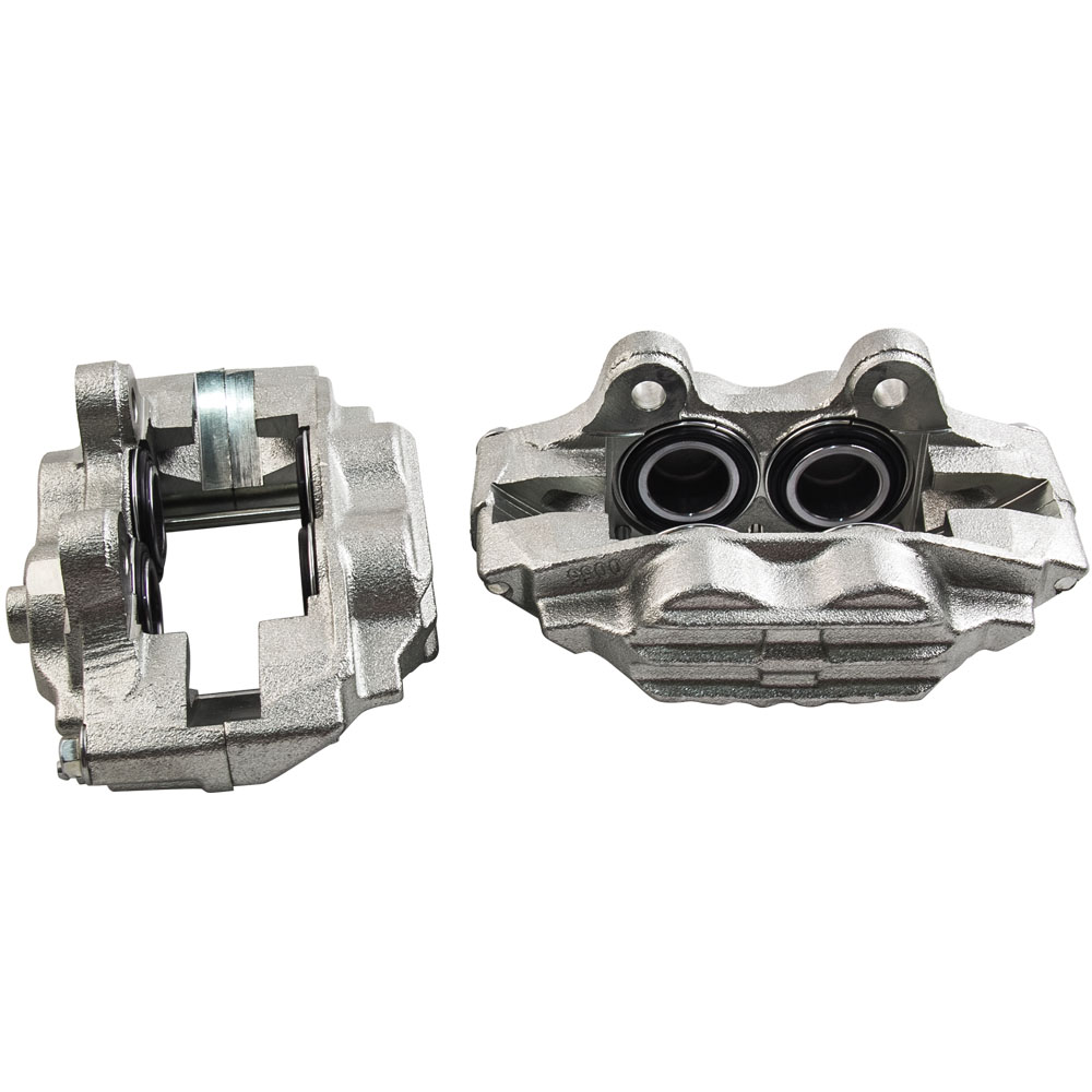 Pair Front Disc Brake Caliper Calipers for Toyota <font><b>Hilux</b></font> <font><b>LN106</b></font> LN107 LN111 LN130 image