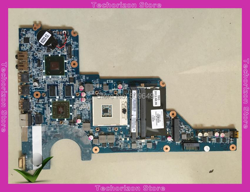 Top quality , For HP laptop mainboard 636375-001 G4 G6 G7 laptop motherboard,100% Tested 60 days warranty top quality for hp laptop mainboard g6 g6 1000 649288 001 laptop motherboard 100