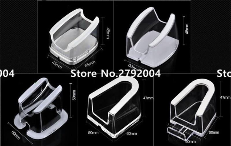 100 pçs lote Acrílico celular display stand
