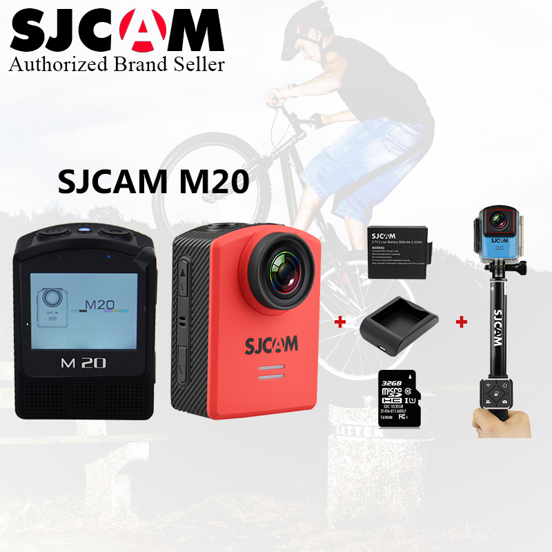 Action Camera SJCAM M K Wifi Gyro Outdoor mini Camcorder P HD