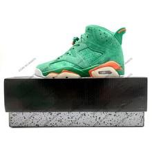 7aa19d95283c18 Breathable Jordan Retro 6 VI Men Basketball Shoes CNY Gatorade Infrared UNC  blue Wheat Athletic Breathable