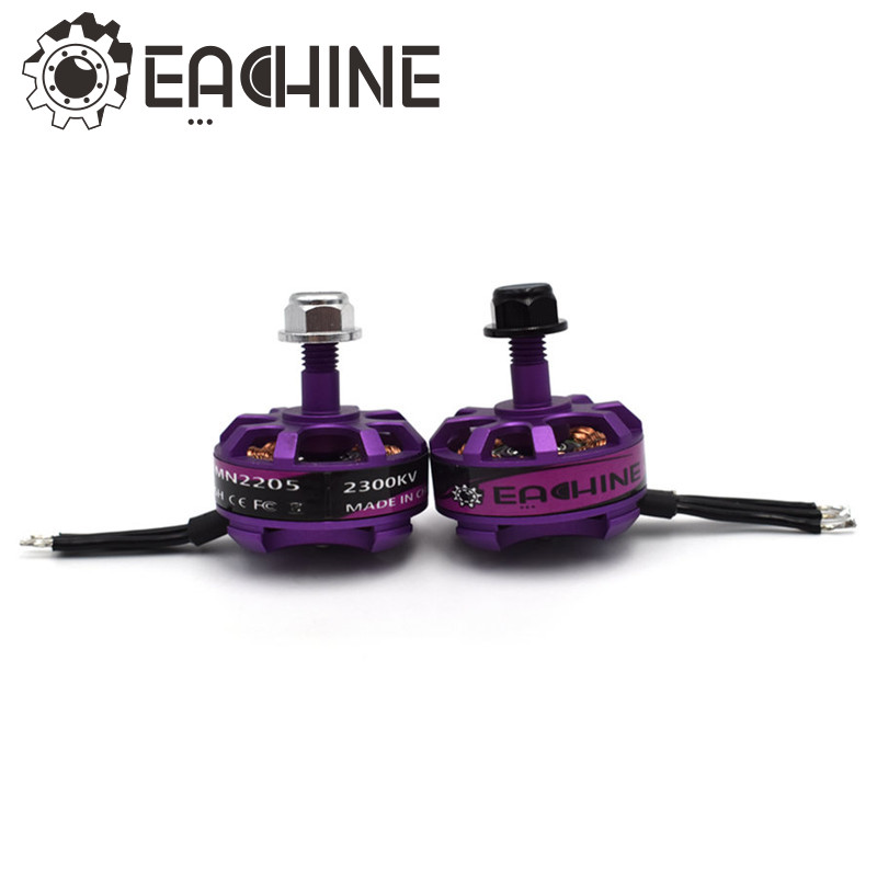 Eachine 2205 MN2205 2300KV 2-4S Motor For Eachine Wizard X220 X210 250 280 FPV Racing Frame RC Quadcopter Propeller high quality racerstar racing edition 2306 br2306s 2700kv 2 4s brushless motor for rc toys x210 x220 250 fpv racer drone