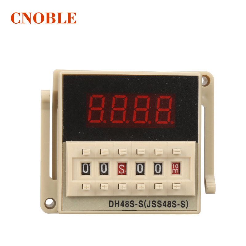 Programmable Delay Relay DH48S-S