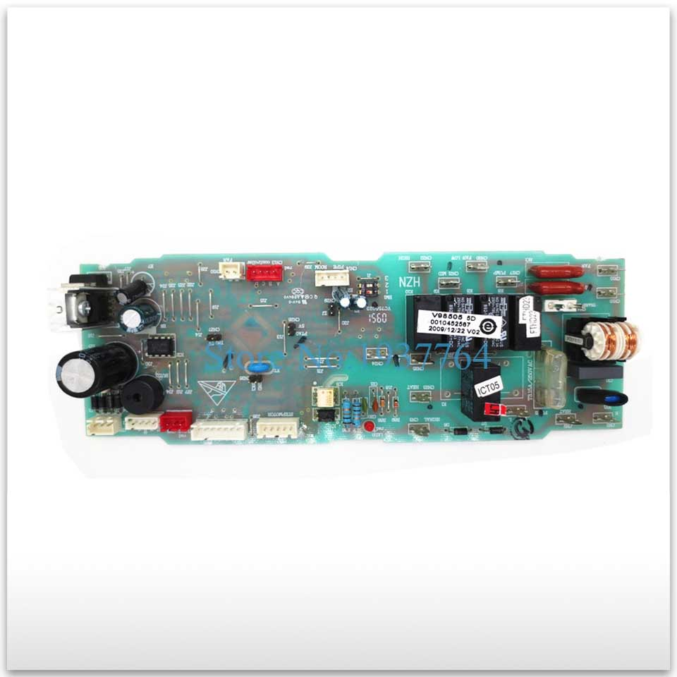95% new for Haier Air conditioning computer board KFRd-120QW/6301A 0010452567 good working selenga t71