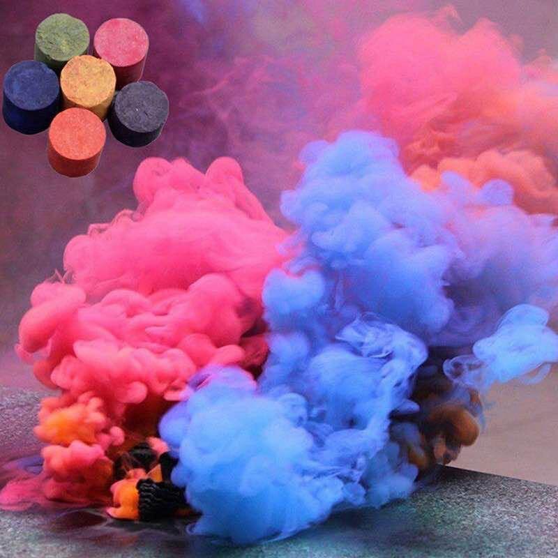 Tricks Toy-Color Magic-Toys Pyrotechnics-Background-Scene Smoke-Props Studio Photography
