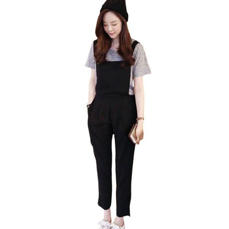 Fashion women romper Loose Jumpsuit Long Pants Trousers Casual romper