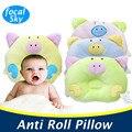 Bebê Das Meninas Dos Meninos dos desenhos animados Bebê Recém-nascido Pillow Prevent Cabeça Chata Travesseiro Bebê Travesseiro De Enfermagem Multifuncional Amamentação Travesseiro ZT01