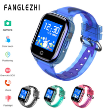 Smart Watch for Children Kids K21 Smartwatch GPS Baby gps Anti-lost Phone Touch Screen Sim Card