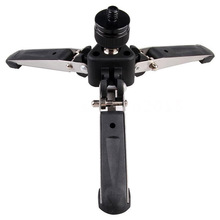 Cheap price Universal Three-Foot Support Stand Monopod Base for Tripod Head DSLR L2S5