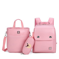 Geniune Japanese Backpack Randoseru Leather Backpack For Boys Girls Primary High Quality Kids School Bags Korean Style Backpacks