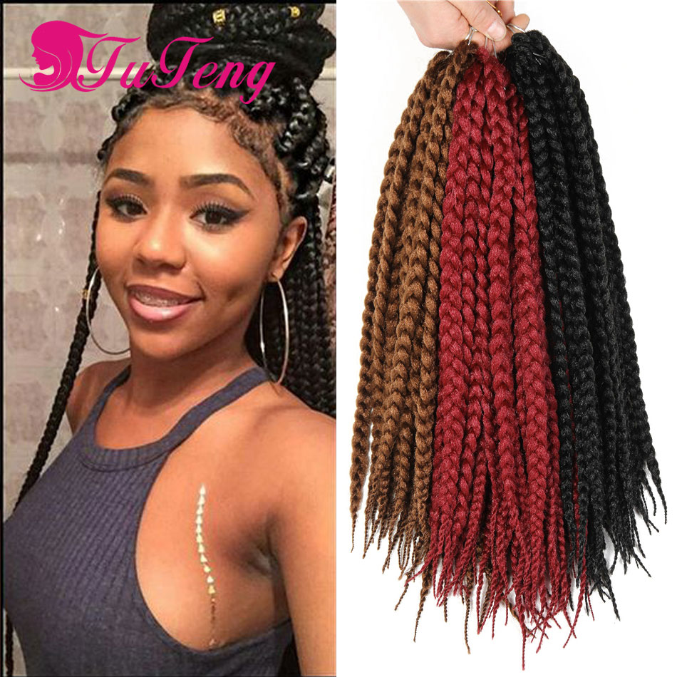 best box braids crochet braids hair extensions synthetic
