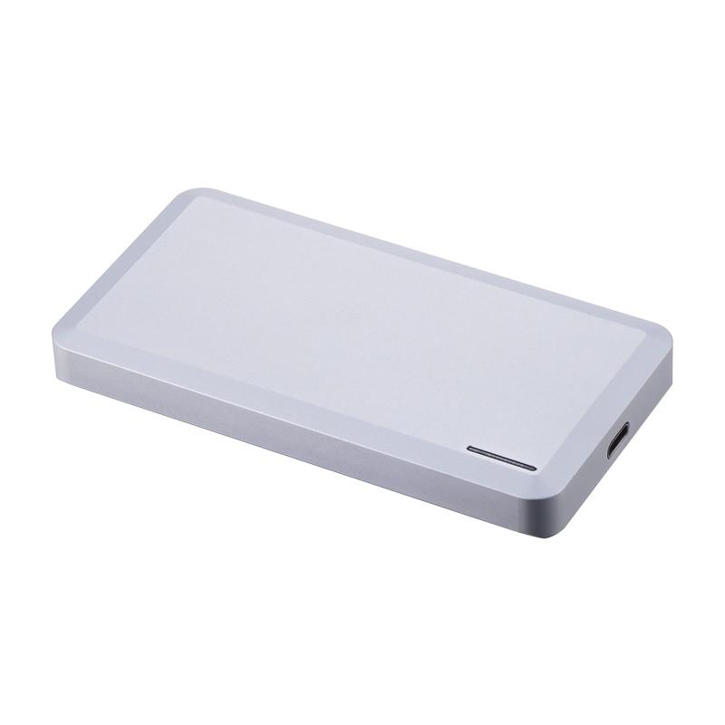 аксессуар корпус для hdd satechi aluminum st tcdem hdd 2 5 usb type c external space gray Uneatop UT63200U3C CNC aluminum dual M.2 NGFF USB 3.1(10Gbps) B+M keySSD HDD external Enclosure support size type 2242/2260/2280
