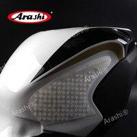 Arashi Motorbike Stickers For HONDA CBR1000RR 2012 2016 Tank Pads Rubber Side Pad Gas Fuel Grip Decals CBR 1000 CBR1000 RR