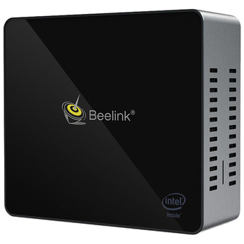 Beelink J45 Mini PC In Apollo Lake Pentium J4205 2.4GHz + 5.8GHz WiFi BT4.0 Support 4K HD H.265 1000 Mbps Ethernet image