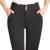 2017 de Moda Más Tamaño 4XL mujeres OL Traje de pantalones Casuales Pantalones de Color Caramelo Pantalones Lápiz Señoras de Algodón de Cintura Alta Elástica Pantalones de oficina