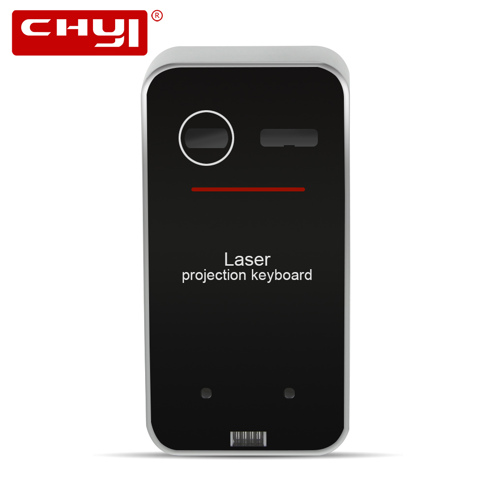 CHYI виртуальная клавиатура Беспроводной Bluetooth лазерная проекция клавиатура эргономичные мини Мышь Функция для ПК смартфон Tablet ТВ коробка