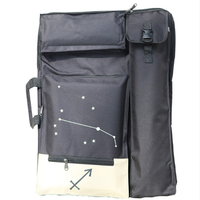 Constellation Patterns 4K Light Waterproof Portable Sketch Painting Board Large Capacity Art Appliances Sketchpad Drawing Bag