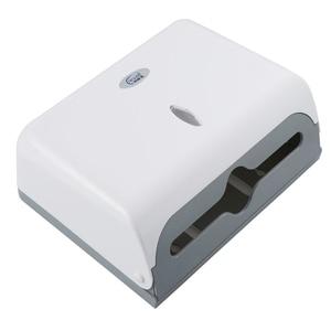 Image 1 - קיר רכוב אמבטיה תיבת נייר רקמות מיכל נייר מגבת מתקן רקמות תיבה מחזיק