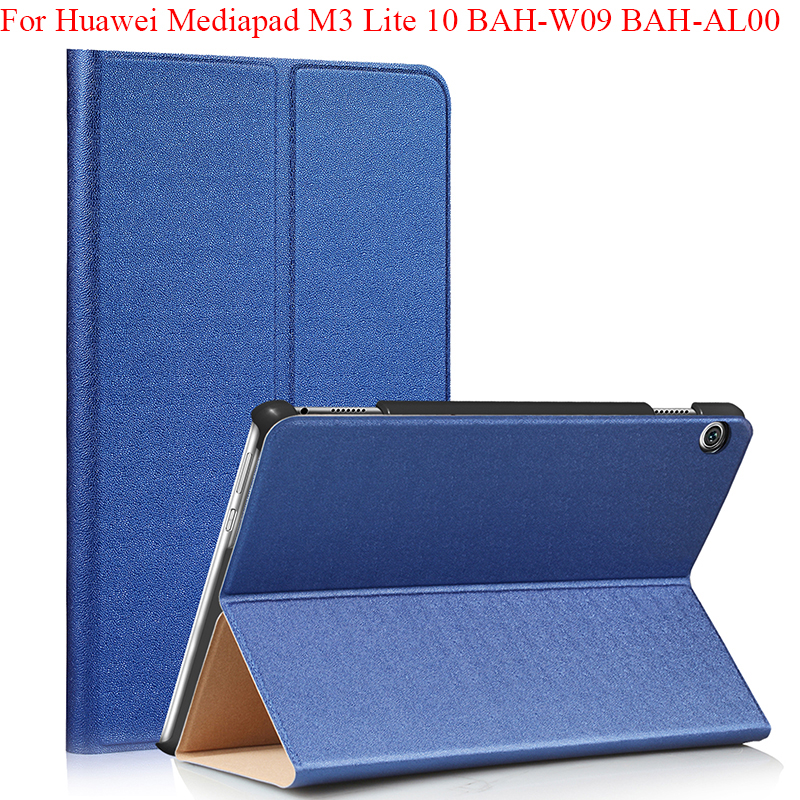 Case For Huawei Media Pad Mediapad M3 Lite 10 BAH-W09 BAH-AL00 10.1