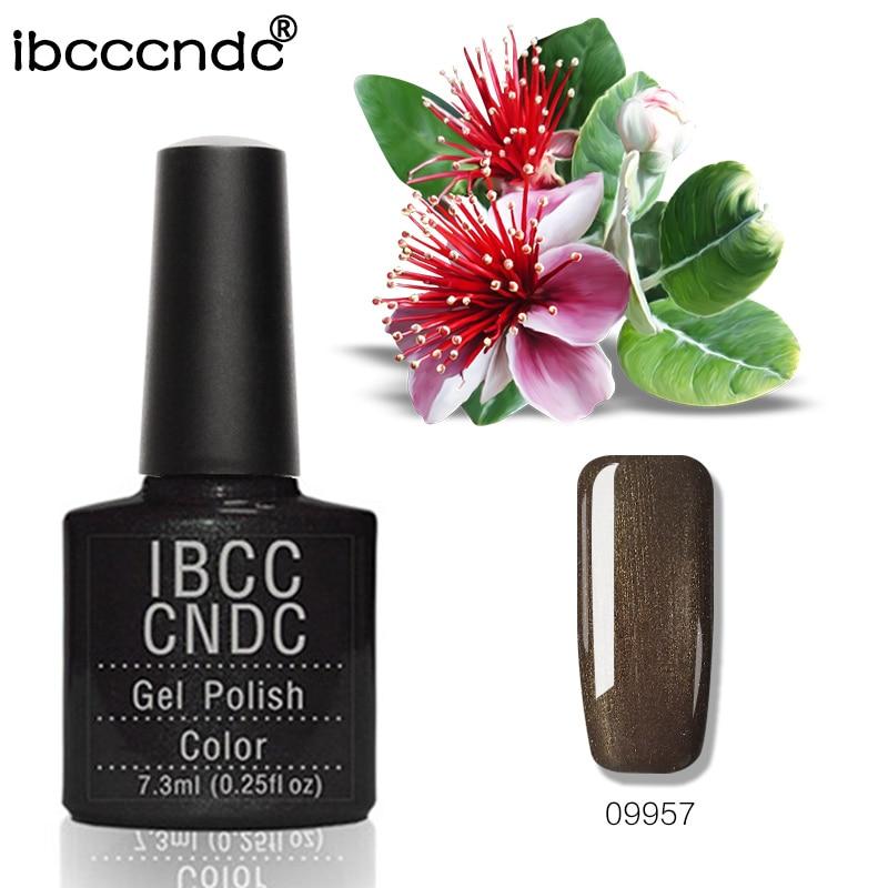 Barniz de gel de alta calidad IBCCCNDC Soak Offf Esmalte de uñas Gel - Arte de uñas - foto 1