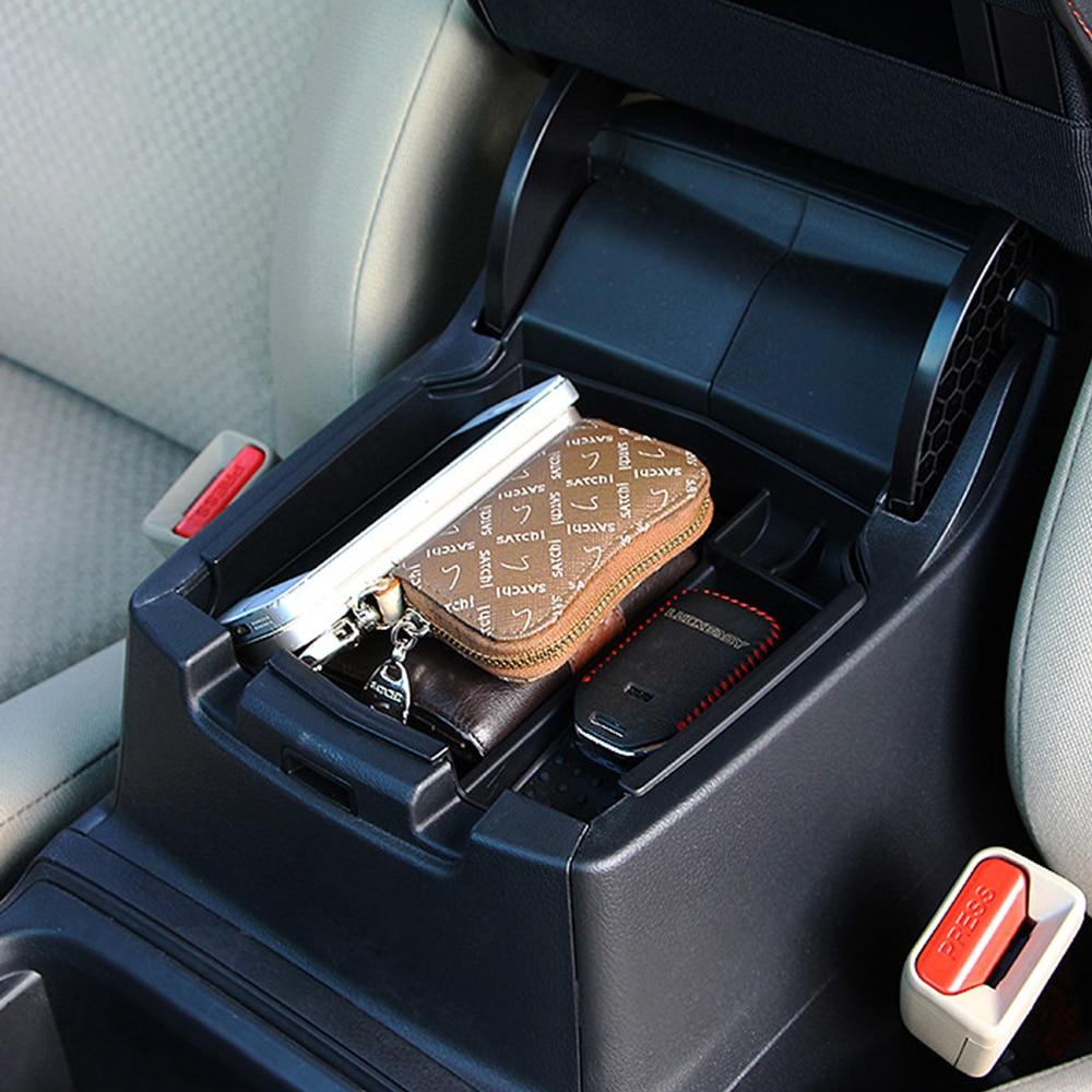 New Car Glove Armrest Secondary Storage Box For 2012-2014 Honda CR-V