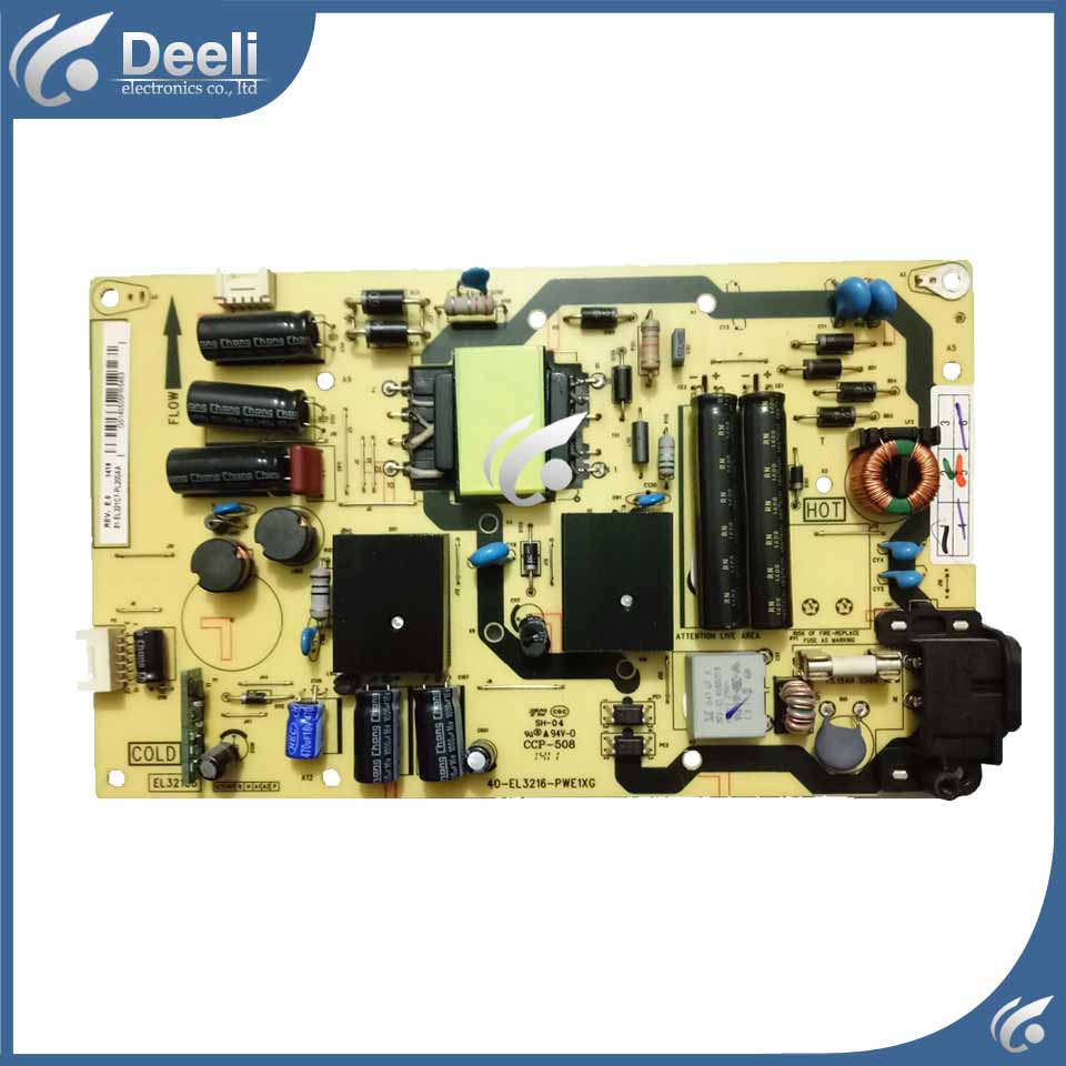 95% new original for Power Supply Board D32E161 B32E650 L32F1600E 40-EL3216-PWE1XG good Working цена