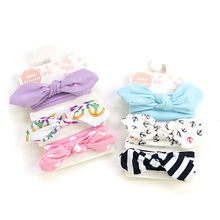 Set of 3 Beautiful Headbands for Infants and Toddlers