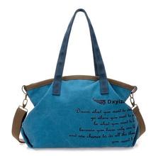Mode Lässig Frauen Totes Tasche Frauen Messenger Bags Umwelt Handtaschen Gedruckt Tuch Crossbody Schultaschen-schulter-beutel Bolsas