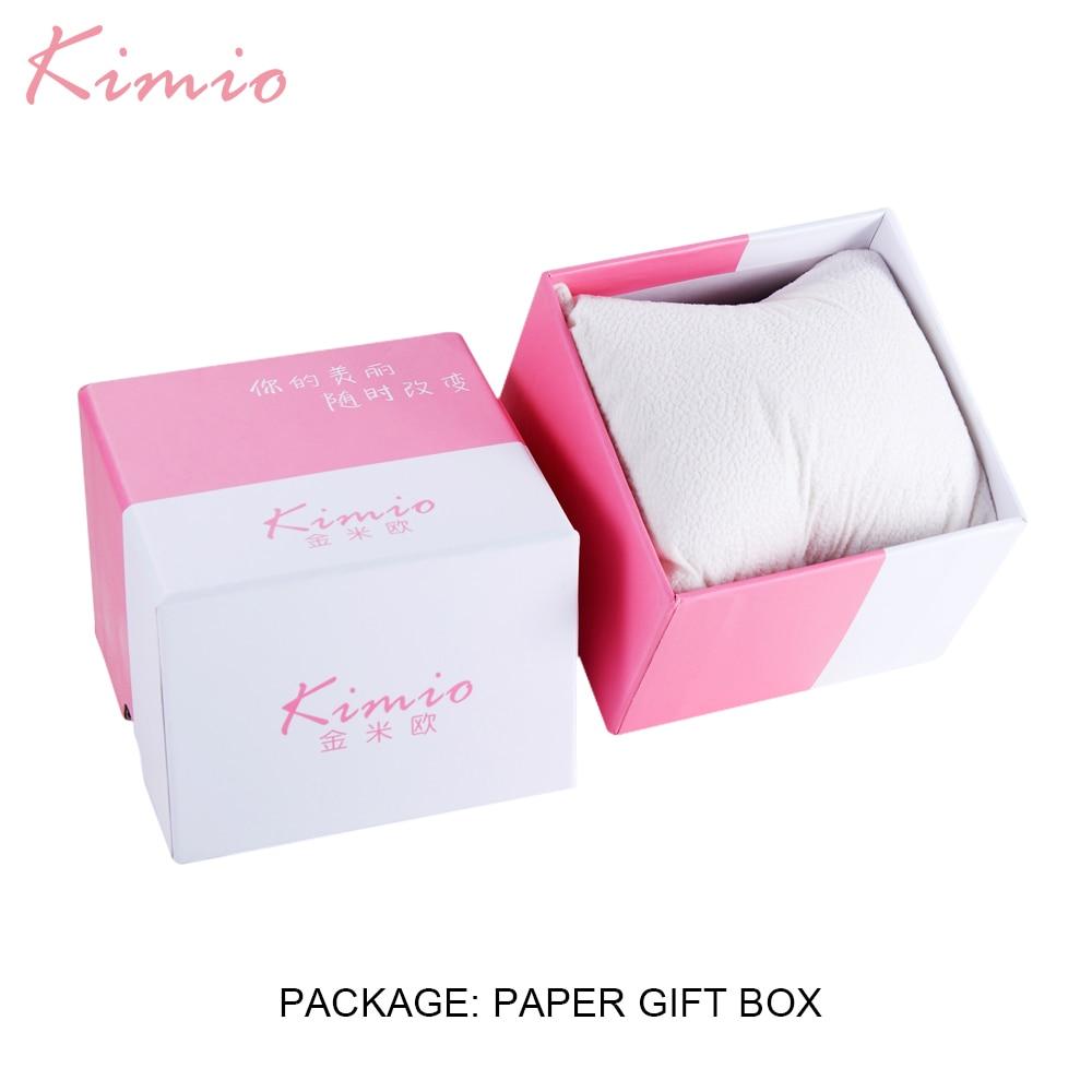 Kimio Simple Fashion ձեռնաշղթա Կանացի - Կանացի ժամացույցներ - Լուսանկար 6