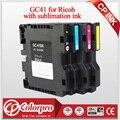 CP 4PK GC41 GC 41 высококачественный сублимационный картридж с чернилами для Ricoh GC41 для Ricoh Aficio SG3100 SG3110 SG3110DN SG3110D