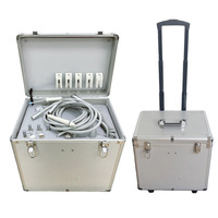 Dental laboratory portable unit mobile chair turbine teeth whitening care products