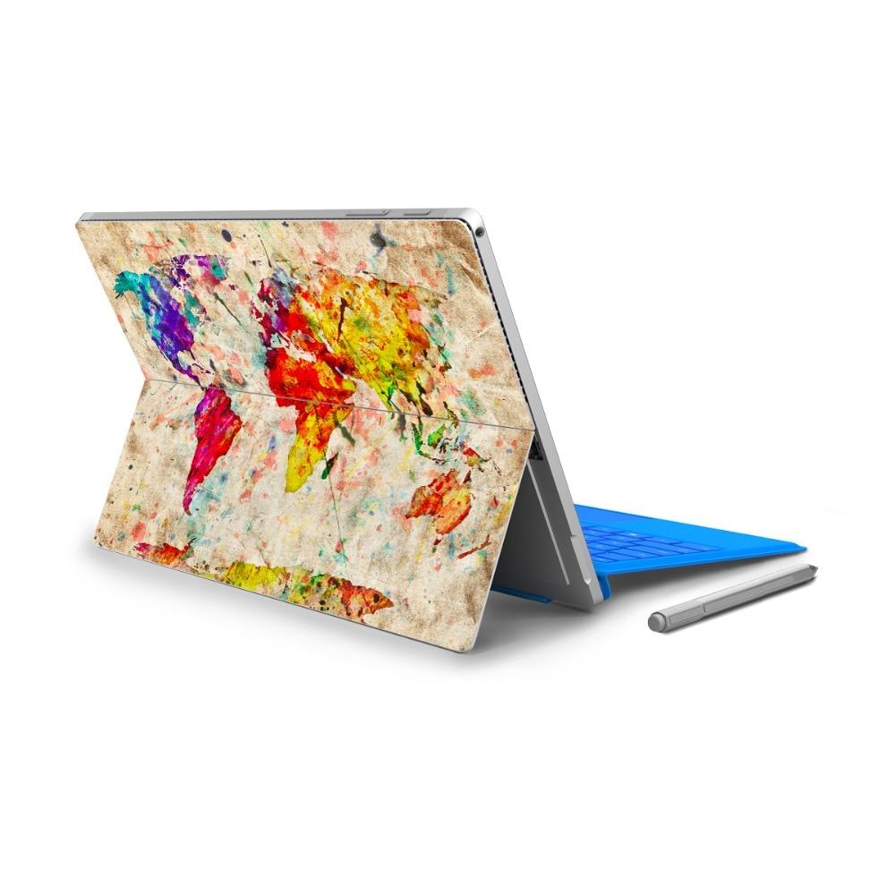 YCSTICKER - 2018 para Micro Surface Pro 4 5 Vinyl Back Etiqueta - Accesorios para tablets - foto 6