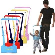 Горячая Полезная милая детская прогулочная ремни безопасности для малышей помощник прогулки обучающий ходьбе ребенок Walk Assistant пояс поводки