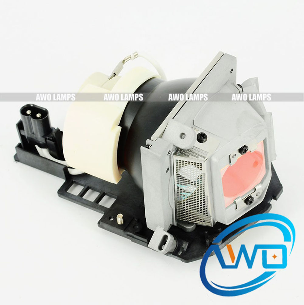 150 Day Warranty AWO EC.J8100.001 Projector Lamp Compatible Module for ACER P1270 awo brand new original projector bulb ec jc800 001 for acer s5201wm uhp225 150w bare lamp 150 day warranty