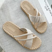 2019 Fashion Summer Slippers Women Home House Indoor Slippers Comfort Flat Beach Women Slipper Slides Casual Shoes Woman все цены