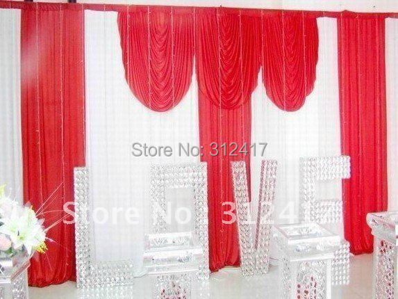 Wholesale and retail soft and no need iron wedding stage backdrop wholesale and retail soft and no need iron wedding stage backdrop decorations reception backdrop wedding backdrop curtain in party backdrops from home junglespirit Gallery