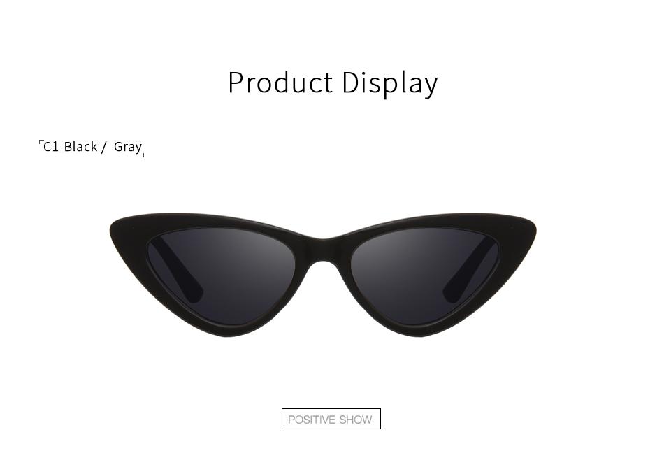 HTB1 QiIqrsTMeJjSszhq6AGCFXaA - Winla Fashion Design Cat Eye Sunglasses Women Sun Glasses Mirror Gradient Lens Retro Gafas Eyewear Oculos de sol UV400 WL1127