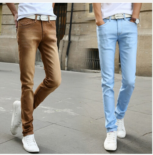 Good Quality Jeans men 2016 men jeans strechable skinny men