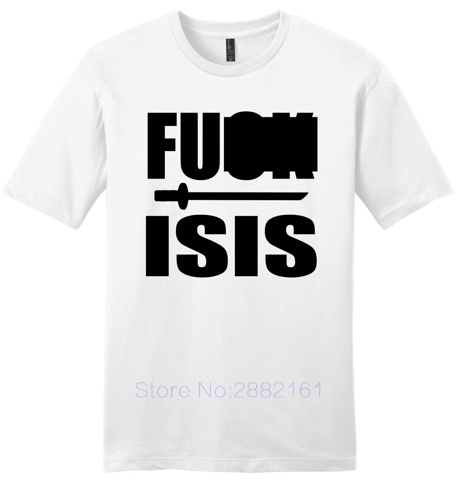 Design t shirt muslim - 2017 New Fashion Men Sf Isis Isis Mens T Shirt Anti Anti Terorisme Berita Politik Islam Muslim Z2