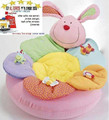 6 Styles Popular Blossom Farm Sit Me Up Cosy Inflatable Baby Sofa Seat Infant Play Mats Toddler Sitting Toy