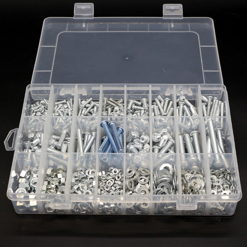 900g M3 M4 M5 M6 Screws Nuts Assortment Kit Cross Screw Nut Bolt Gasket Screw Assortment Cup Point Tool Parts Tool Accessories free shipping 12v 40ah lithium battery ion pack rechargeable for laptop power bank 12v ups cell electric bike 3a charger