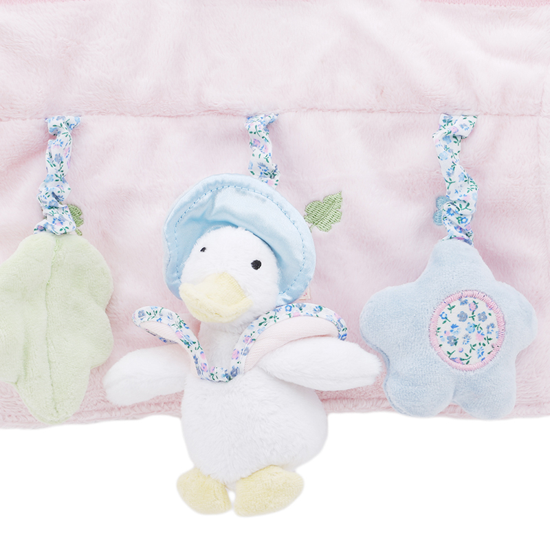 Soft Baby Rattle Crib Bed Hanging Ring Bell Lion Toy Baby Infant Stuff Toy Early Educational Doll Animal Plush Toy Comfort Towel