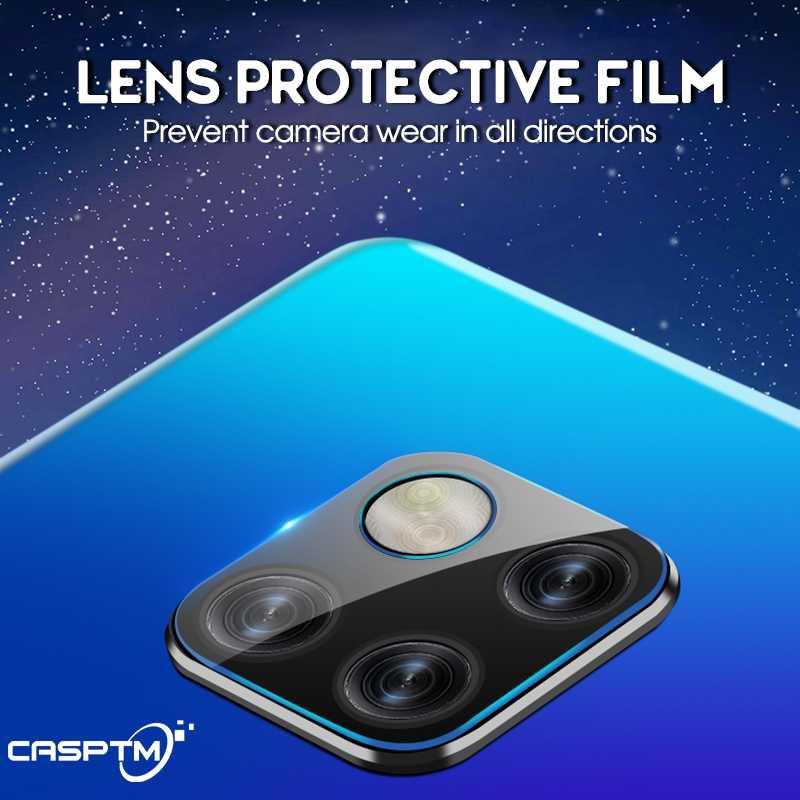 CASPTM الزجاج المقسى عودة كاميرا عدسة فيلم لهواوي P30 P20 الموالية زميله 20 لايت الشرف 8X9 8C ملاحظة 10 نوفا 3i 3 2i حامي