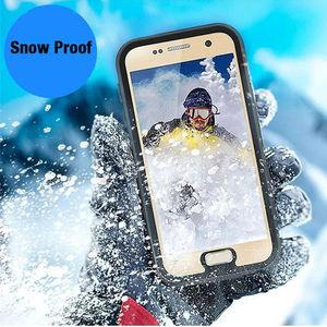 Image 5 - Für galaxy S7 Wasserdichte Fall Ursprüngliche Leben Wasser Schmutz Shock Proof 6,6 Füße Unterwasser 2 mt Für Samsung Galaxy S7 G930 Telefon Fall