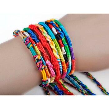 Bracelet Peruvien Porte Bonheur