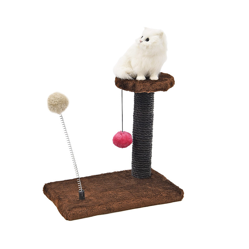 Envío gratis Pet Climbing Tree Dog Cat Scratching Post disponible en - Productos animales - foto 6
