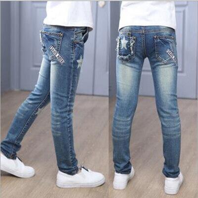 Pants Full-length Jeans...