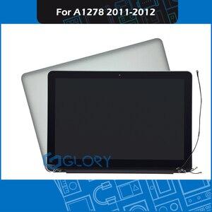 """Image 2 - A1278 Tela LCD assembléia 661 6594 para Macbook Pro 13 """"EMC A1278 Display Substituição 2011 2012 Ano 2419 2555 2554"""